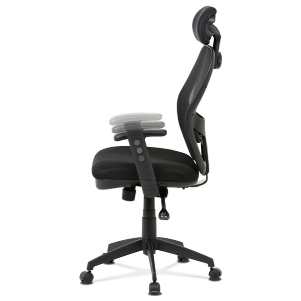Kancelářská židle VIGGO černá 6