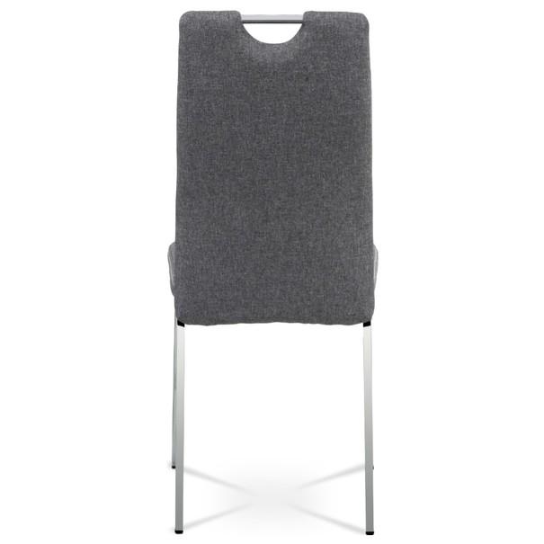 Jídelní židle VILMA šedá 5