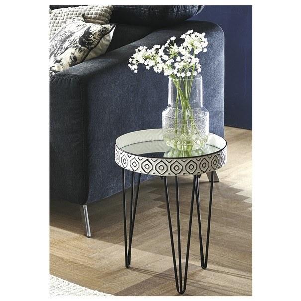 Přístavný stolek VITAGO ø 39 cm 2