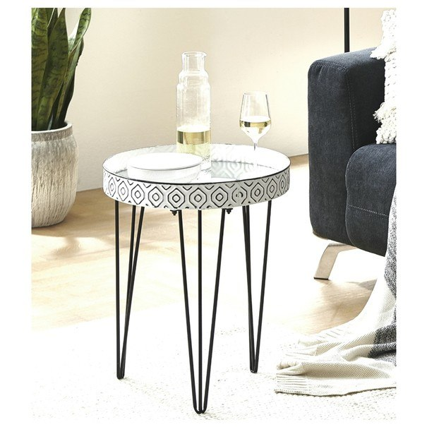Přístavný stolek VITAGO ø 45 cm 2