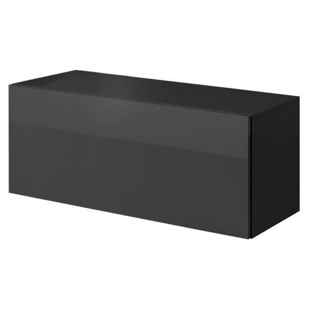 TV komoda  VIVO VI 1 100cm, černá 1