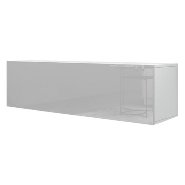 TV komoda VIVO VI 3 LED bílá 1