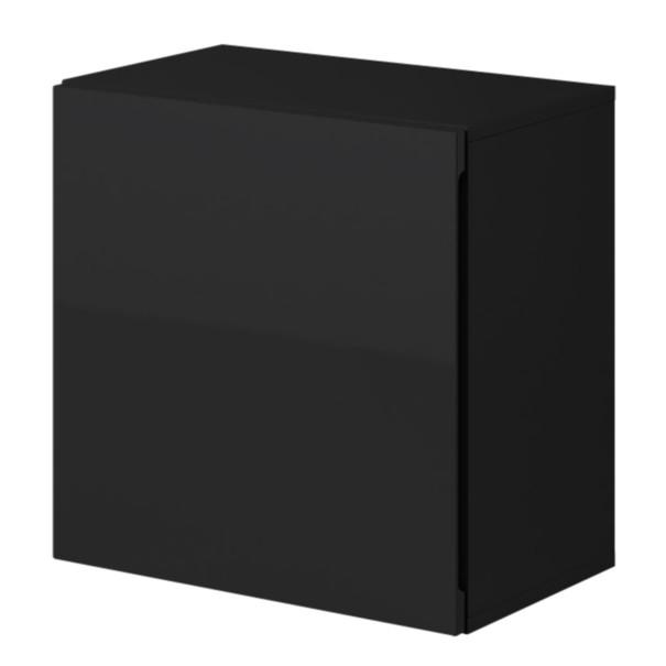 Závěsná skříňka VIVO VI 5 černá 1