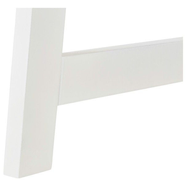 Regál/psací stůl WARNOW bílá 4