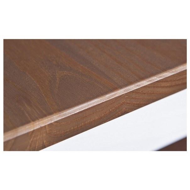 Konferenční stolek WESLEY borovice bílá/hnědá 5
