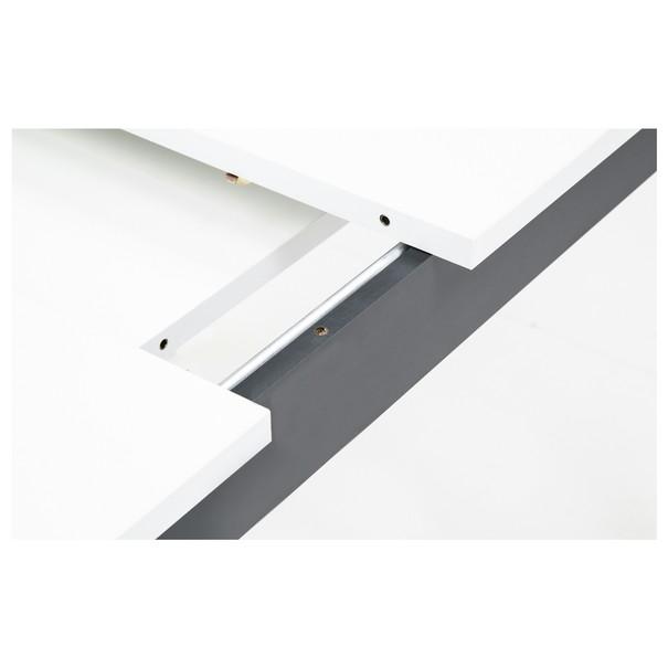 Jídelní stůl WHITNEY GREY bílá/šedá 3