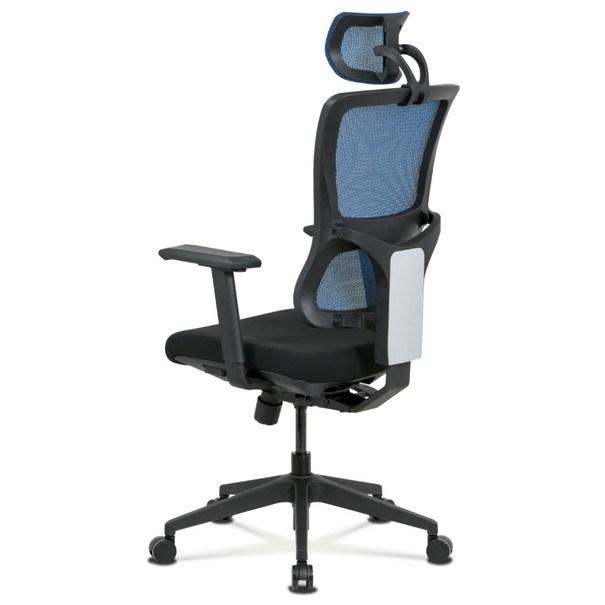 Kancelářská židle WILLIAM modrá 9
