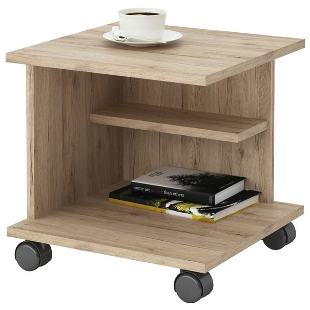 Konferenční stolek WUM dub sanremo 1