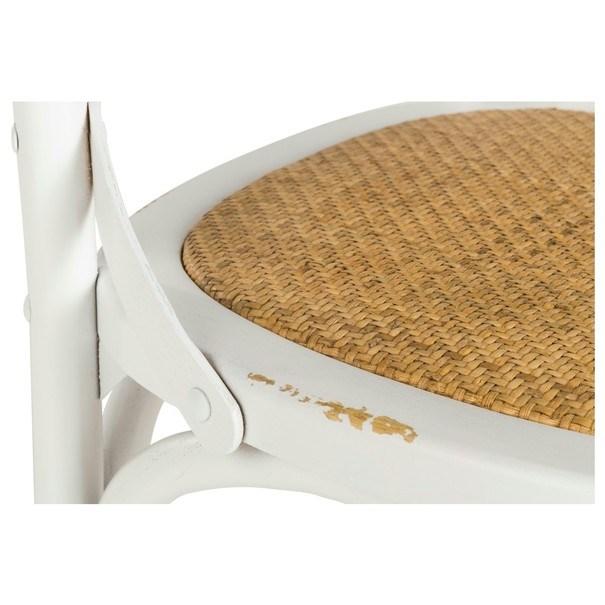 Jídelní židle XABI bílá 6