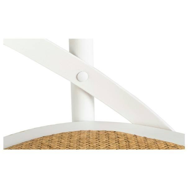 Jídelní židle XABI bílá 8