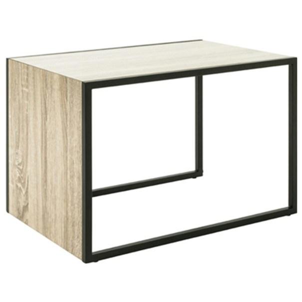 Přístavný stolek XANDRO deska stolu 55 x 38 cm 1