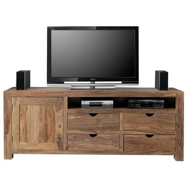 TV stolek YOGA 6404 palisandr 1