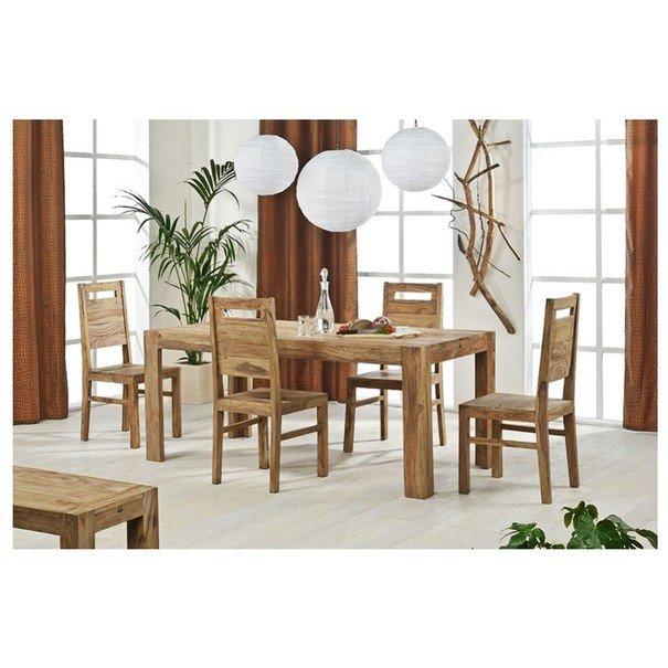 Jídelní židle YOGA palisandr 6