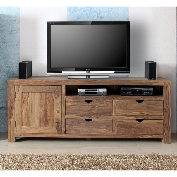TV stolek YOGA palisandr 2