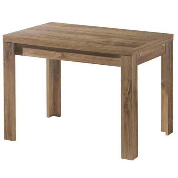 Jedálenský stôl ZIP/110 dub stirling 1