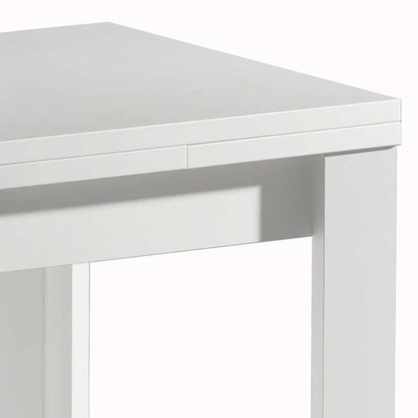Jedálenský stôl ZIP/110 biela 3