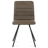 Jídelní židle ABIGALE hnědá 2