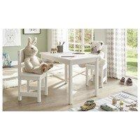 Detský stôl ADELAIDE biela 2