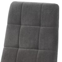 Jídelní židle ADELE I černá/šedá 4
