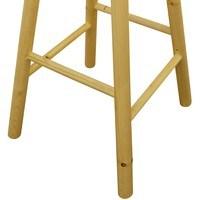 Barová židle AKI 1 smrk 3