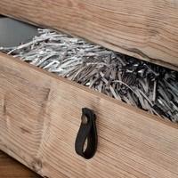 Postel ALYSSA stříbrná jedle/grafit, 160x200 cm 4