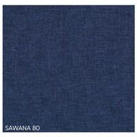 Křeslo AMARO modrá 2