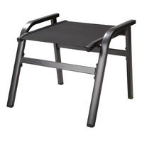 Záhradná stolička AMICO sivá 1