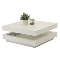 Konferenční stolek ANDY bílá 1