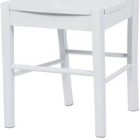 Jídelní židle ANNA bílá 3