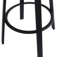 Barová židle ARBA 2 černá 4