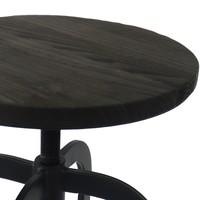 Barová židle ARBA 3 černá 2