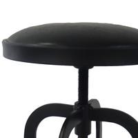 Barová židle ARBA černá 2
