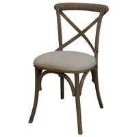 Jedálenská stolička ARYA orech antik 1