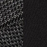 Křeslo  AVENUE černá/šedá 4