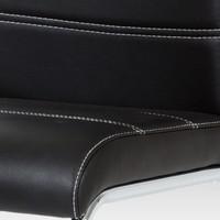 Jídelní židle AZALEA černá 4