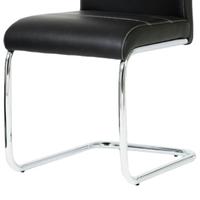 Jídelní židle AZALEA černá 3