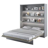 Postel BED CONCEPT 1 šedá, 180x200 cm 2