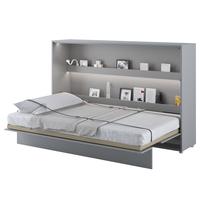 Postel BED CONCEPT 2 šedá, 120x200 cm 2