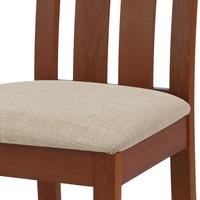 Jídelní židle BELA třešeň/magnolia 5
