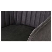 Jídelní židle BENITO šedá 8