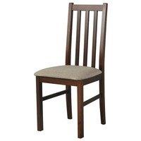 Jedálenská stolička BOLS 10 svetlohnedá 1