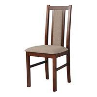 Jídelní židle BOLS 14 světle hnědá 1