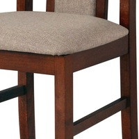 Jídelní židle BOLS 14 světle hnědá 5