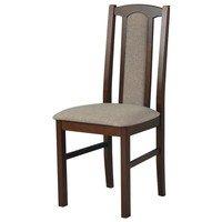 Jídelní židle BOLS 7 světle hnědá 1