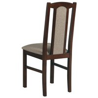 Jídelní židle BOLS 7 světle hnědá 2