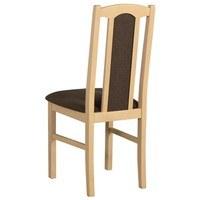 Jídelní židle BOLS 7 hnědá 2