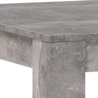 Jídelní stůl  BORIS beton 2