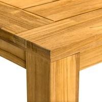 Zahradní stůl   CAMBRIDGE G teakové dřevo 3