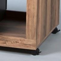 Konferenční stolek  CANCAN ořech satin/touchwood 4