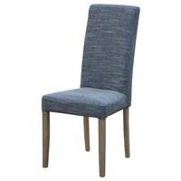 Jídelní židle CAPRICE 6 šedá melír 1